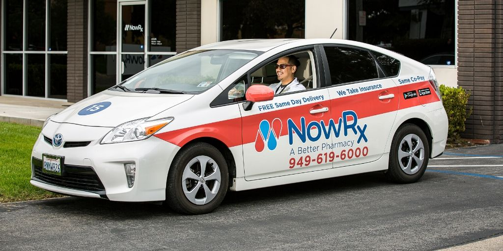 How NowRx Pharmacy Affords Free Same Day Pharmacy Delivery