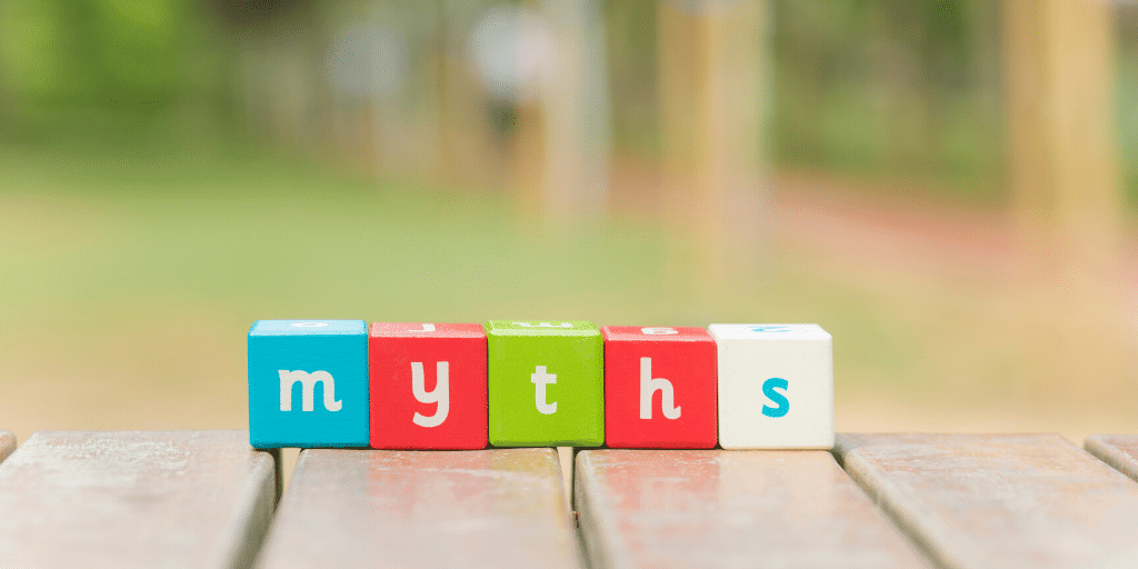 NowRx Pharmacy spelling myths with wood blocks